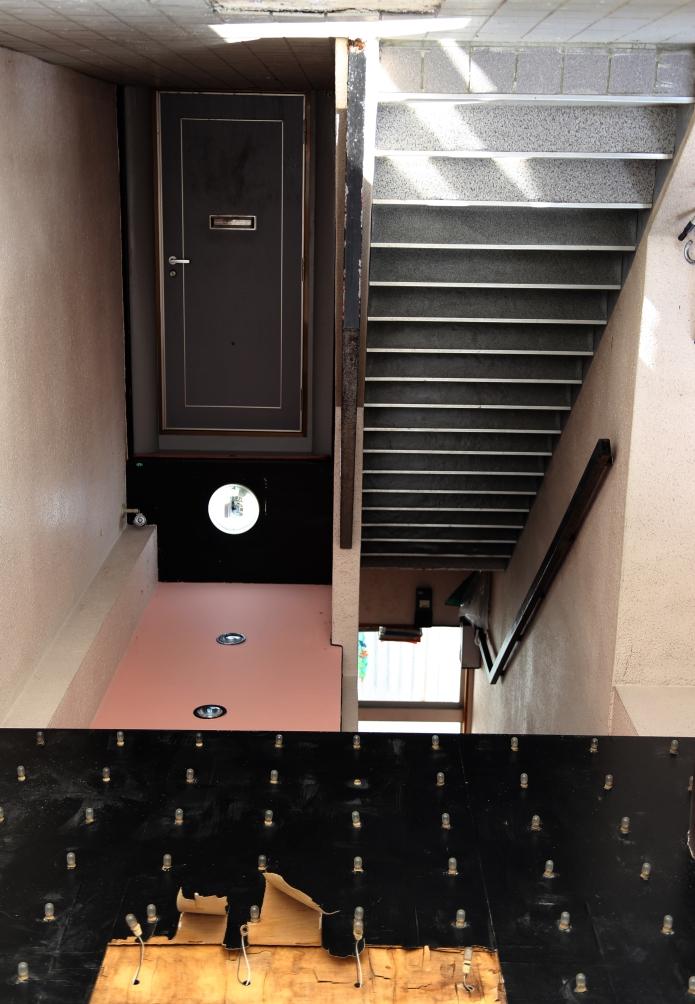 moebius staircase