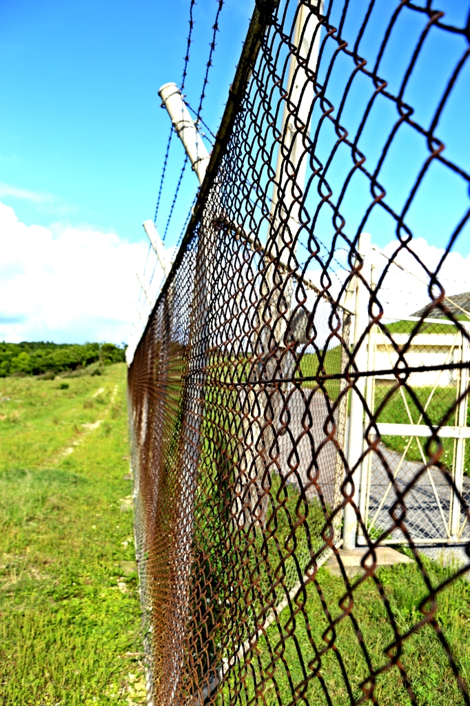 a fence is a fence is a fence