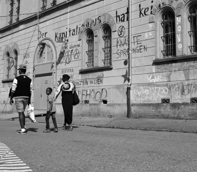 street scenery / zurich