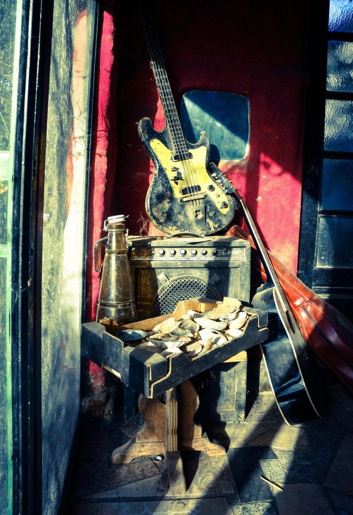 stilllife with guitar