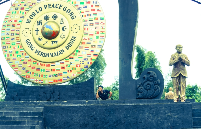world peace what?
