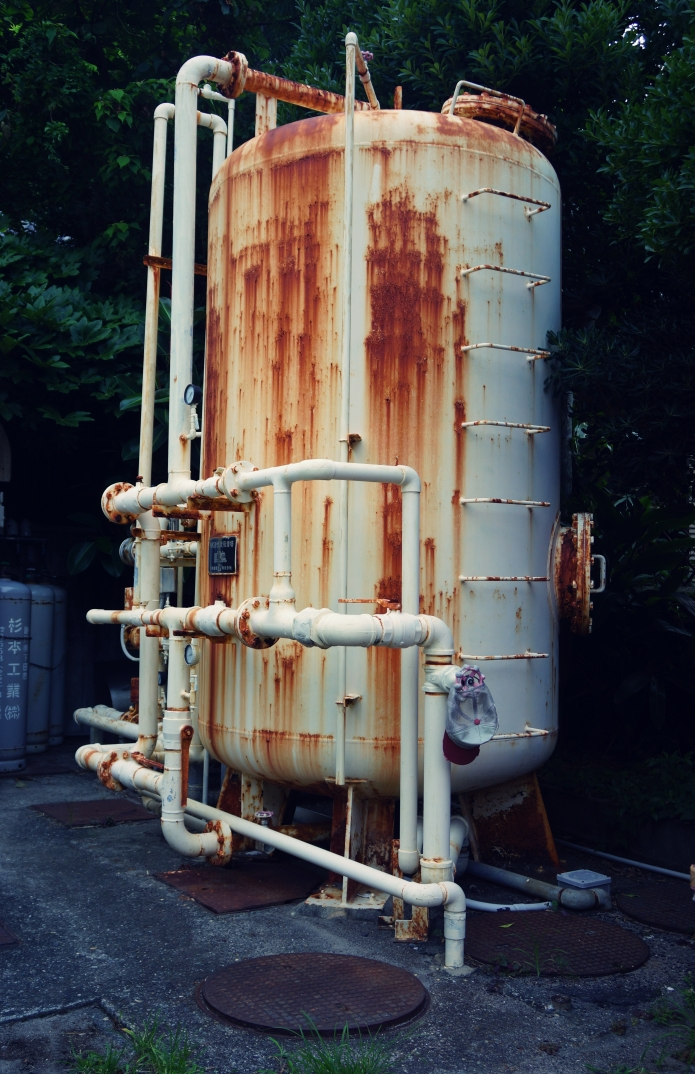 another dying oil tank